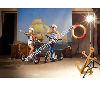 Самокат Yedoo Wzoom LTD Little Sailor 609034