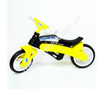 Беговел Royal Baby KB7500 black/yellow