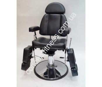 Педикюрное кресло ASF CH-227B-2 Black