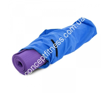 Сумка для коврика ProSource Yoga Mat Bag, синий