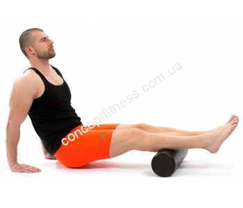 Ролик ProSource High Density Foam Roller, 91х15 см