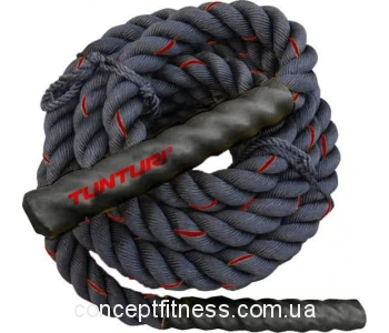 Боевой канат Tunturi Battle Rope 14TUSCF003