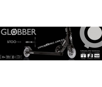 Самокат Globber My Too 10.0