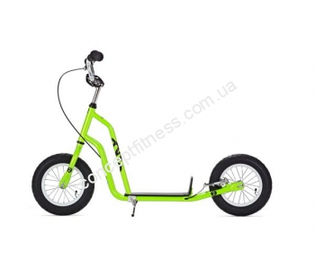 Самокат Yedoo Two green B02-903
