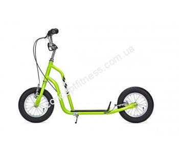 Самокат Yedoo Wzoom green 03-003