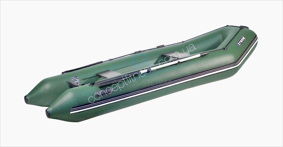 лодка поливинилхлоридный  4200 почти мотор