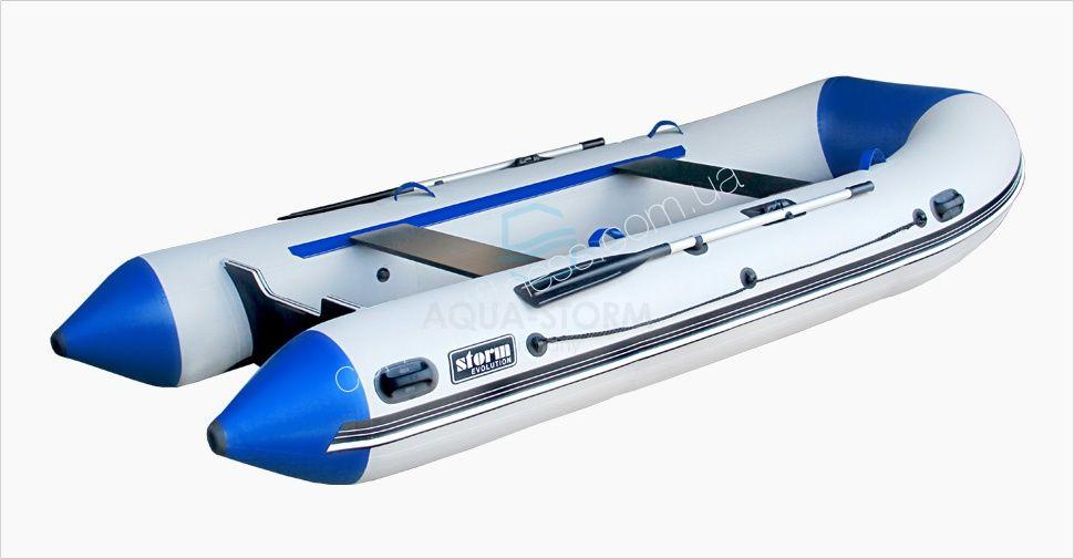 цена надувных лодок шторм