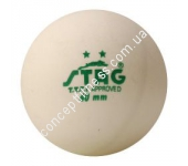 Мячики Stag 2Star White Ball 3 шт