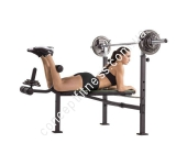 Силовая скамья Tunturi WB60 Olympic Weight Bench