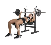 Силовая скамья Tunturi WB20 Basic Weight Bench