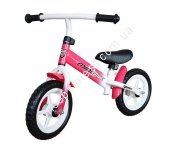 Беговел Mini Bike Tempish розовый