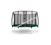 Батут Favorit 430 Tattoo+Safety Net Deluxe 430