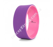 Колесо для йоги ProSource Yoga Wheel, purple-pink