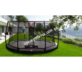 Батут Berg InGround Champion Grey 430 - Deluxe 35.44.91.01
