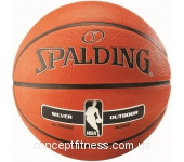 Мяч Spalding NBA Silver NBA-SL-OUT_7