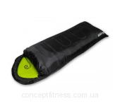 Спальный мешок SportVida SV-CC0003 Black/Green