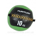 Набивной мяч Tunturi Wall Ball Green 14TUSCF012