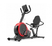 Велотренажер Hop-Sport HS-060L black red 2020