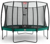 Батут Berg Champion Green 430 Safety Net Deluxe 35.44.01.02