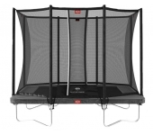 Батут BERG Ultim Favorit Regular 280 Grey Safety Net Comfort 32.25.62.30