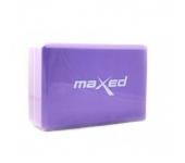 Блок для йоги LiveUp MAXED YOGA BLOCK LS3233-M