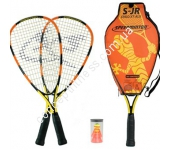 Набор с воланами Speedminton Junior Set