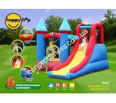 Батут Happy Hop Игровой центр 4 в 1 9007