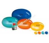 Мяч Physioball Standard, желтый, диаметр 105 см