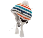 Шлем лыжный Alpina Beanie white-orange A9044-13