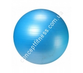Фитбол LiveUp Anti-Burst ball Blue LS3222-55b