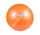 Фитбол LiveUp Anti-Burst ball Orange, 65 см