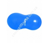 Мяч LiveUp Peanut Ball Blue, 90х45 см