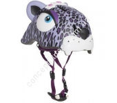 Шлем Crazy Safety Purple Leopard 110298-20