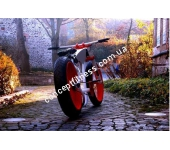 Электровелосипед E-Bike Orange Custom EB-0497